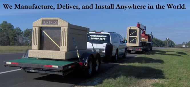 Delivery & Installation